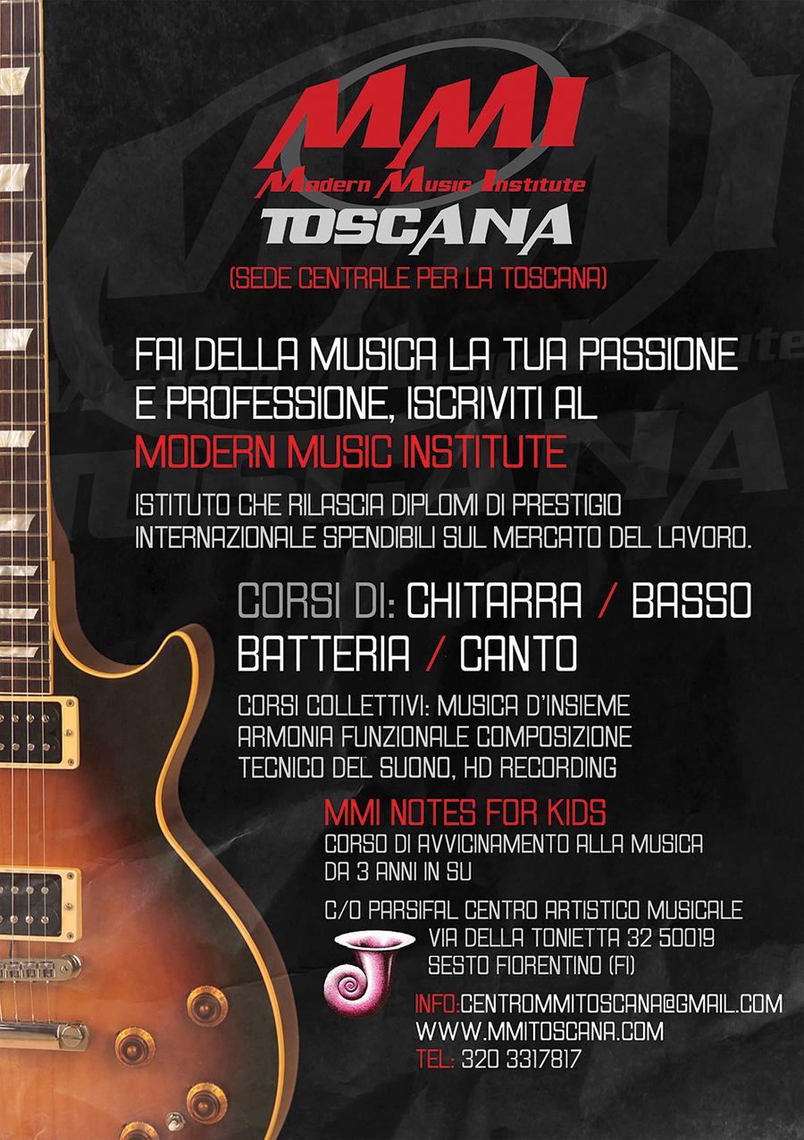 MMI Toscana sede centrale