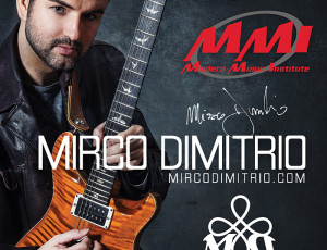Mirco Dimitrio – Chitarra – Responsabille MMI per la Toscana
