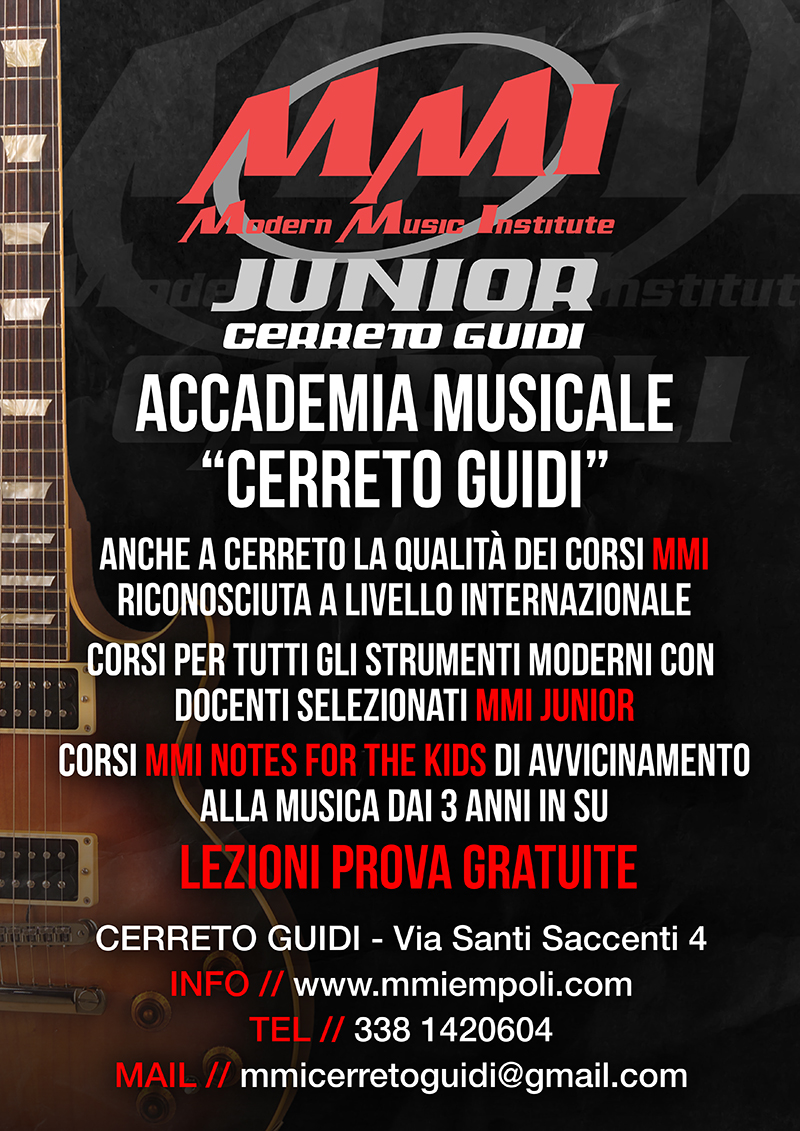 MMI Junior Cerreto Guidi