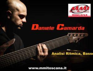 Daniele Camarda – Basso/Analisi Ritmica