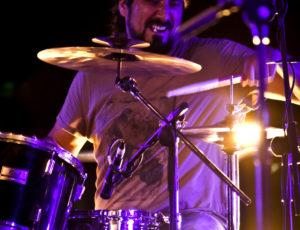Giuseppe d'Aleo – Drum